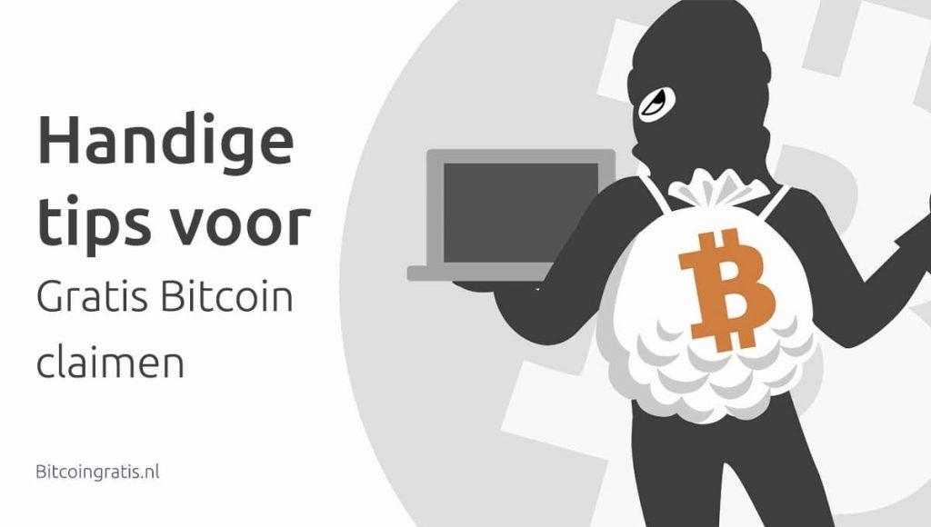 Handige en veilige tips voor gratis Bitcoin