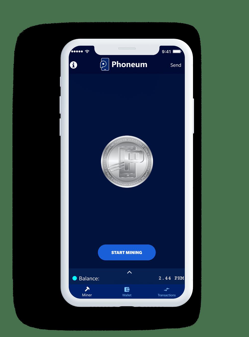 Phoneum app
