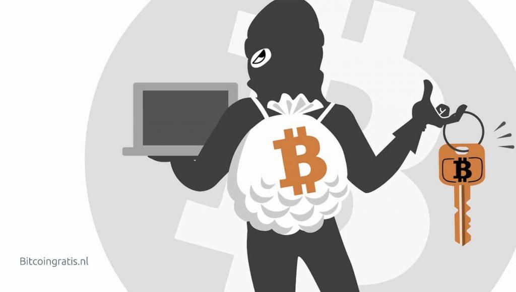Veiligheidstips gratis bitcoins claimen